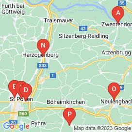 Standorte von 40+ Jobs in Weißenkirchen an der Perschling - Juli 2018