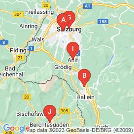 Standorte von 10+ Reinigungskraft Jobs in Oberalm - Juli 2018