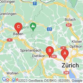 Standorte von Jobs in Schöfflisdorf - Juni 2018