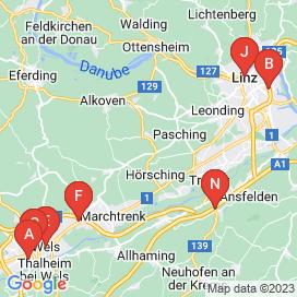 Standorte von Lagerlogistik Jobs in Hörsching - Juni 2018
