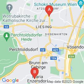 Standorte von Technischen Innendienst Jobs  - Mai 2018