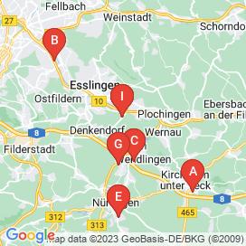 Standorte von Bau Jobs in Plochingen - Juni 2018