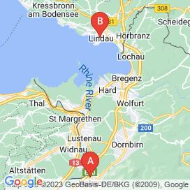 Standorte von Fertigungstechnik Jobs in Wolfurt - April 2018