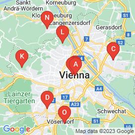 Standorte von 40+ Gehalt von 415 € bis 850 € Jobs in Wien - Juli 2018