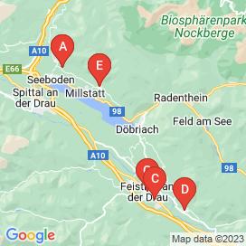 Standorte von Jobs in Radenthein - August 2018