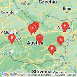 Standorte von Lagerleiter Jobs  - Juni 2018