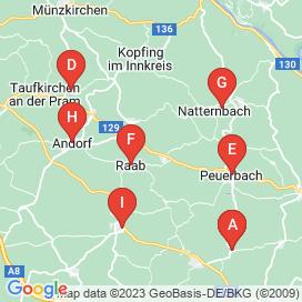 Standorte von Jobs in Natternbach - Juli 2018