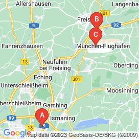 Standorte von Manager Jobs in Neufahrn Bei Freising - Juli 2018