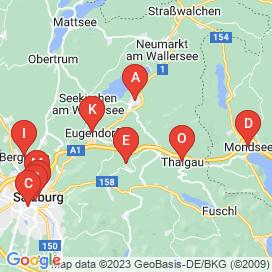 Standorte von Lagermitarbeiter Jobs in Salzburg-Umgebung - Mai 2018