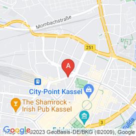 Standorte von Zerspanung Jobs in Baunatal - August 2018