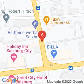 Standorte von Gastgewerbe Jobs in Hallein - Juli 2018