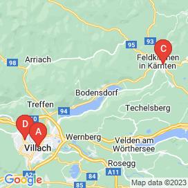 Standorte von Gastronomie Jobs in Bodensdorf - August 2018