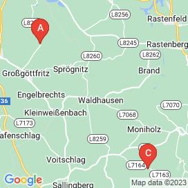 Standorte von Jobs in Niedergrünbach - Juni 2018
