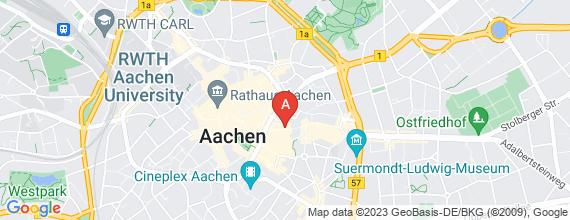 Standort von Einzelhandelskauffrau / -mann bzw. Verkäufer-in (Einzelhandelskaufmann/-frau)