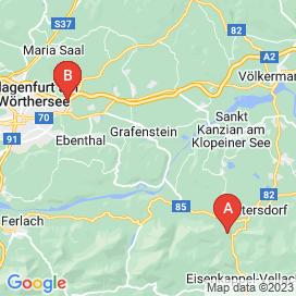 Standorte von Jobs in Krejanzach - Juni 2018