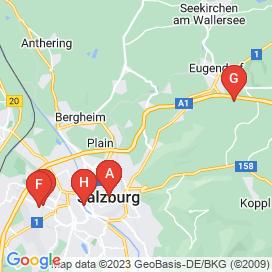 Standorte von 20+ Gute Kenntnisse in der E-Mail und Kalenderverwaltung (MS-Outlook, Lotus Notes, o. ä.) Jobs in Salzburg
