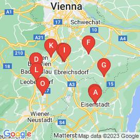 Standorte von Jobs in Pottendorf Gemeinde - Mai 2018