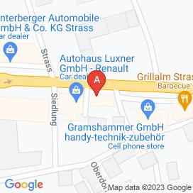 Standorte von Straß Jobs  - August 2018