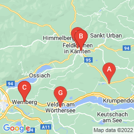 Standorte von Jobs in Augsdorf - Juni 2018
