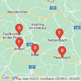 Standorte von Jobs in Mehring - Juni 2018