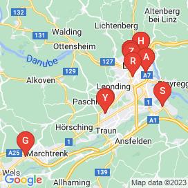 Standorte von Jobs und Stellenangebote in Pasching - April 2018