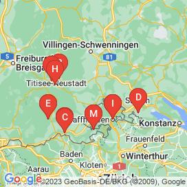 Standorte von Vollzeit Jobs in Zurzach - Mai 2018