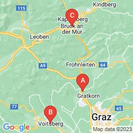 Standorte von HKLS Installateur Jobs in Leoben - August 2018