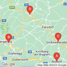 Standorte von Jobs in Großriedenthal - August 2018