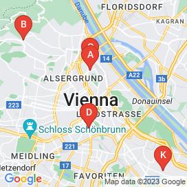 Standorte von Kinder Jobs in Wien (Bezirk Leopoldstadt) - Juni 2018
