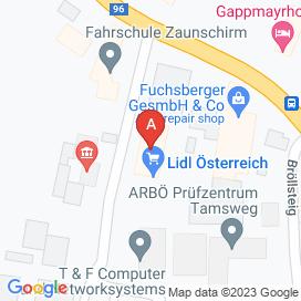 Standorte von Jobs in Ramingstein - August 2018