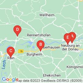 Standorte von 10+ Jobs in Burgheim - Juli 2018