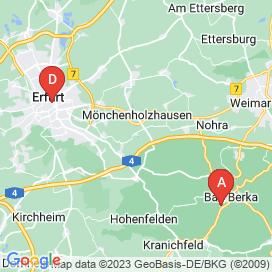 Standorte von Hotellerie / Tourismus Jobs in Straußfurt - Juli 2018