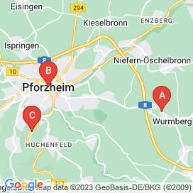 Standorte von Konstrukteur Jobs in Pforzheim (Pforzheim) - Mai 2018
