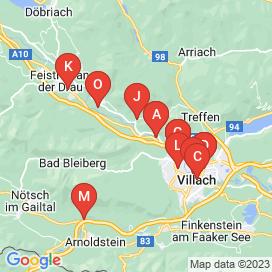 Standorte von 20+ Jobs in Villach-Land - Juli 2018