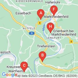 Standorte von Jobs in Schollbrunn - Juni 2018