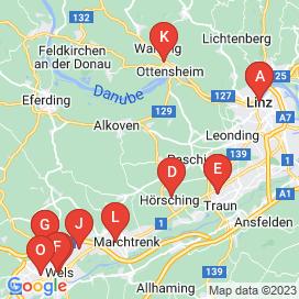 Standorte von Geringfügig Jobs in Oftering - Juni 2018