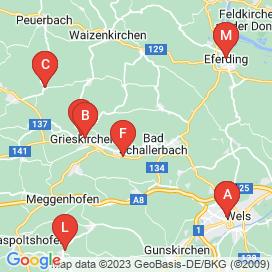 Standorte von Vollzeit Jobs in Parz - Juni 2018