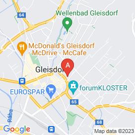 Standorte von Belastbarkeit und Überstunden Jobs in Gleisdorf - August 2018