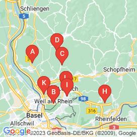 Standorte von 10+ Büro / Administration, Elektronik / Installation und Gastronomie Jobs in Basel