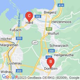 Standorte von Instandhaltung Jobs in Heerbrugg - August 2018