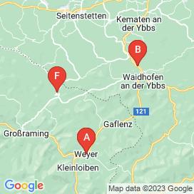 Standorte von Jobs und Stellenangebote in Weyer - April 2018