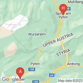 Standorte von Hilfskraft Jobs in Liezen - Mai 2018