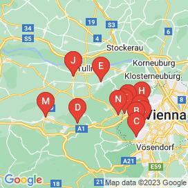 Standorte von Jobs in Tullnerbach-Lawies - Juni 2018