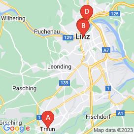 Standorte von Automatisierung Jobs in Linz - Juni 2018