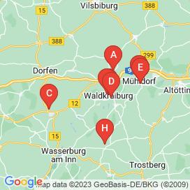 Standorte von Jobs in Aschau Am Inn (Wiesengrund) - Mai 2018