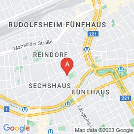 Standorte von UI Jobs in Wien - Mai 2018