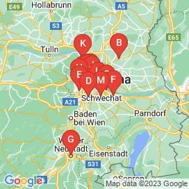 Standorte von Gehalt von 1130 € bis 2470 € Jobs in Wien-Umgebung - Juni 2018