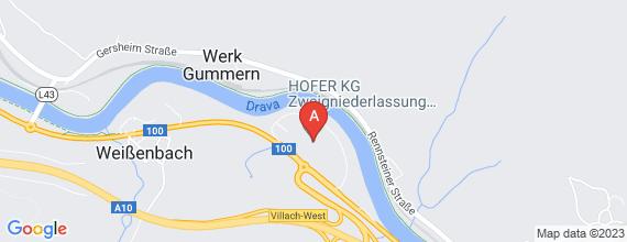 Standort von Regionalverkaufsleiter/in