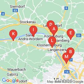 Standorte von Vollzeit Jobs in Leobendorf - Mai 2018