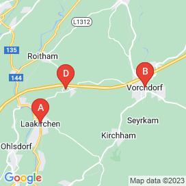 Standorte von Koordination Jobs in Desselbrunn - August 2018